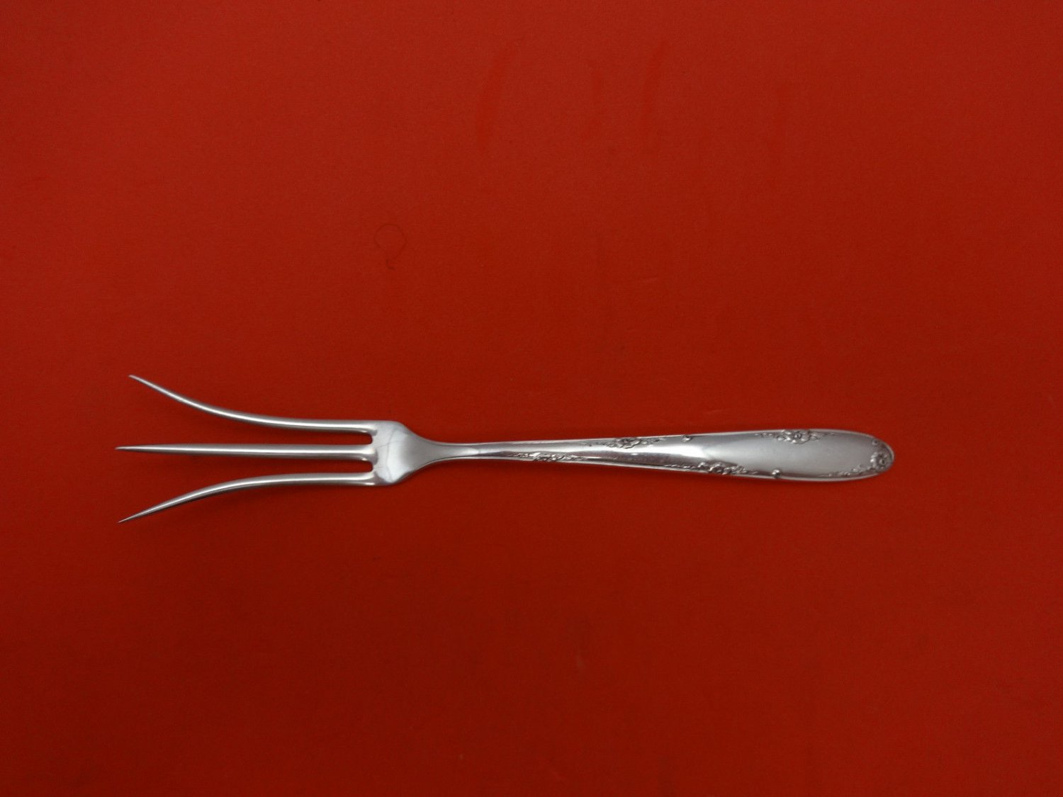 Madeira by Towle Sterling Silver Lemon Fork 5 3/8""