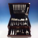 Louis XIV by Towle Sterling Silver Dinner Flatware Set For 8 Service 78 Pcs