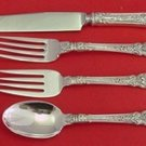 Charles II by Lunt Sterling Silver Regular Size Setting(s) 4pc