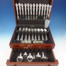 Debussy by Towle Sterling Silver Flatware Set For 12 Service 67 Pieces