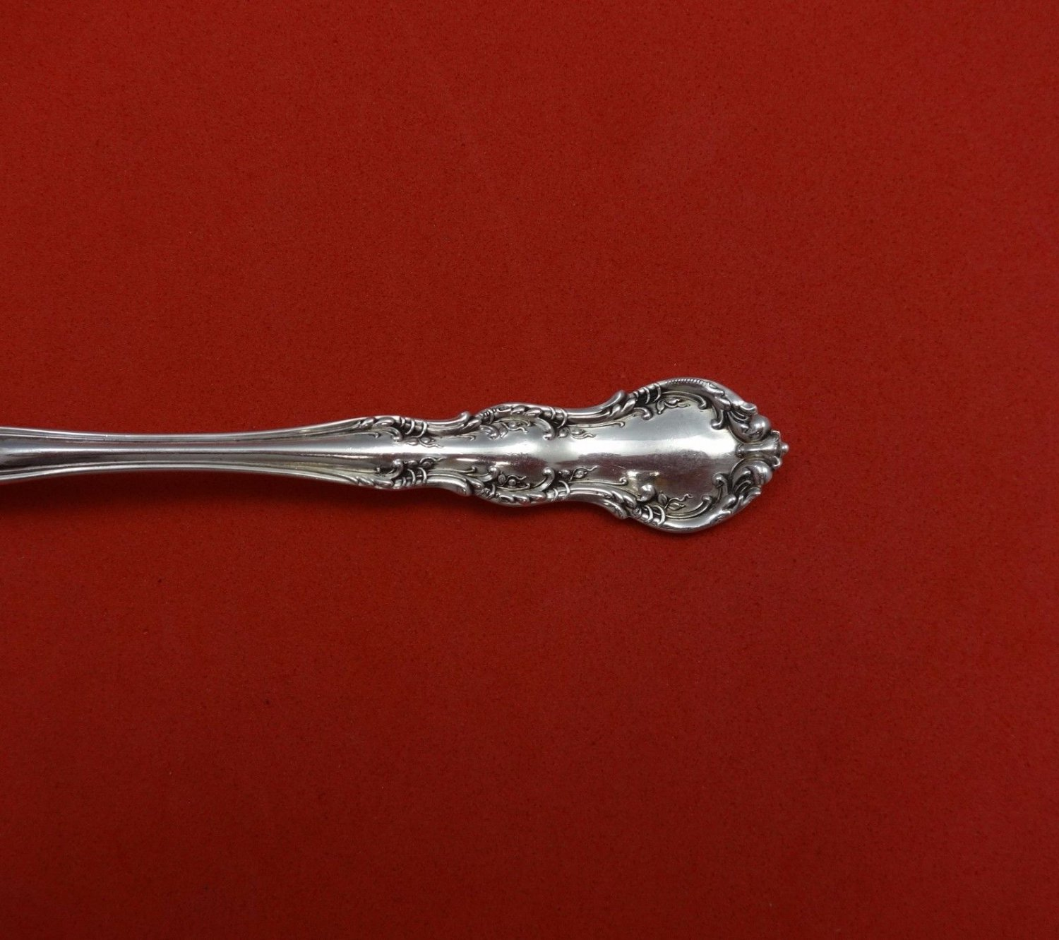 "Old Atlanta by Wallace Sterling Silver Teaspoon 5 7/8"" New"