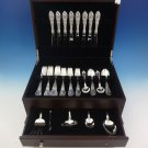 King Richard by Towle Sterling Silver Flatware Set For 8 Service 37 Pieces