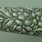 Repousse by Hennegan & Bates Sterling Silver Dinner Fork 7 1/2""