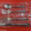 Baronial New by Gorham Sterling Silver Place Size Setting(s) 4pc New