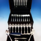 Michelangelo by Oneida Sterling Silver Flatware Set For 8 Service 45 Pieces