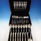 Acorn by Georg Jensen Sterling Silver Dinner Flatware Set For 8 Service 65 Pcs