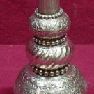 Tiffany & Co. Sterling Silver Salt Shaker Brite Cut 4 1/2""