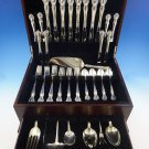 Secret Garden by Gorham Sterling Silver Flatware Set For 8 Service 48 Pieces
