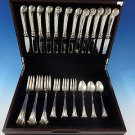 Onslow by Tuttle Sterling Silver Flatware Service For 12 Set 48 Pcs Dinner Size
