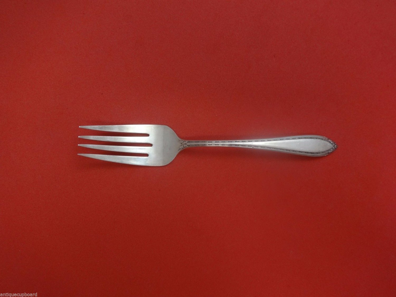 "Lady Betty by International Sterling Silver Salad Fork 6 1/4"""