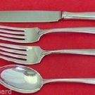 Aristocrat by Towle Sterling Silver Regular Size Setting(s) 4pc