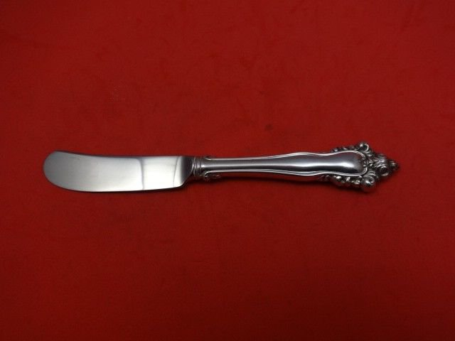 "La Splendide by Reed & Barton Sterling Silver Butter Spreader Paddle 6 1/2"" HH"
