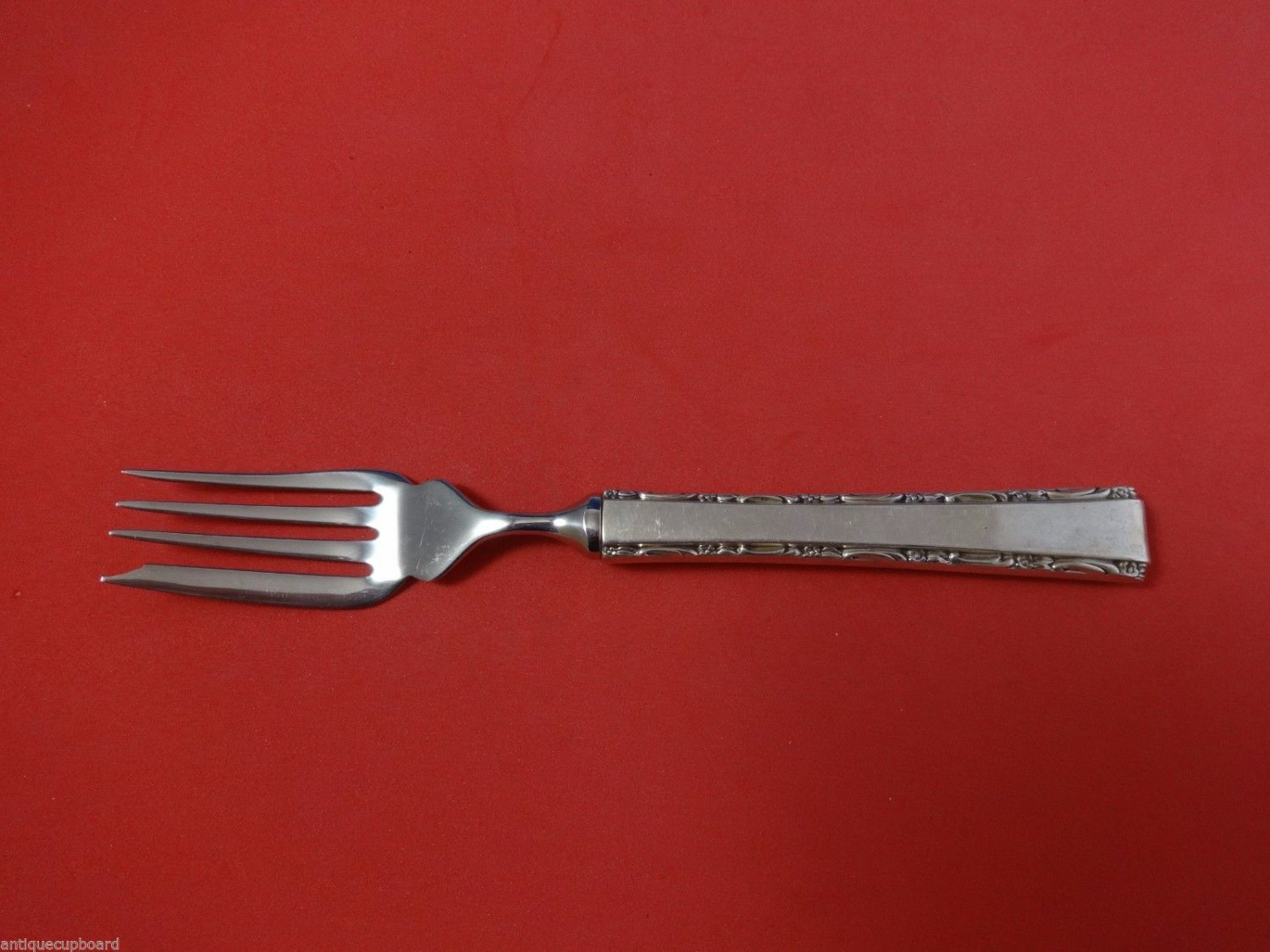 Madrigal by Lunt Sterling Silver Fish Fork Hollow Handle 7 3/4""