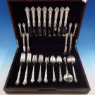 Foxhall by Watson Sterling Silver Flatware Service For 8 Set 56 Pieces