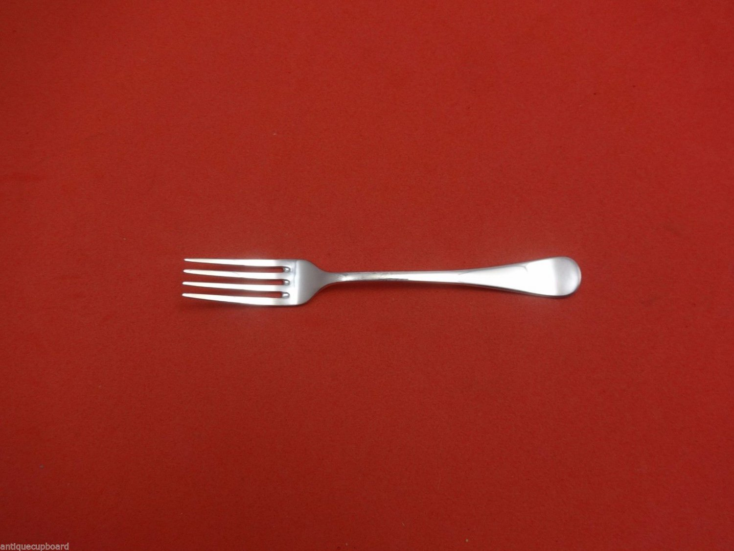 Spagnolo by Zaramella Argenti Sterling Silver Child'S Fork 5""