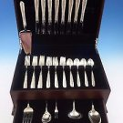 Madeira by Towle Sterling Silver Flatware Service For 8 Set 38 Pieces