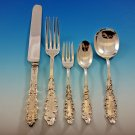 Luxembourg by Gorham Sterling Silver Flatware Set for 12 Service 62 pcs Dinner