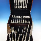 Valenciennes by Manchester Sterling Silver Flatware Service For 8 Set 71 Pieces