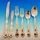 Rondo by Gorham Sterling Silver Flatware Set for 8 Service 57 pieces
