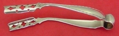 """Marquise by Tiffany & Co.  Sterling Silver Asparagus Tong Individual 4 1/2"""""""