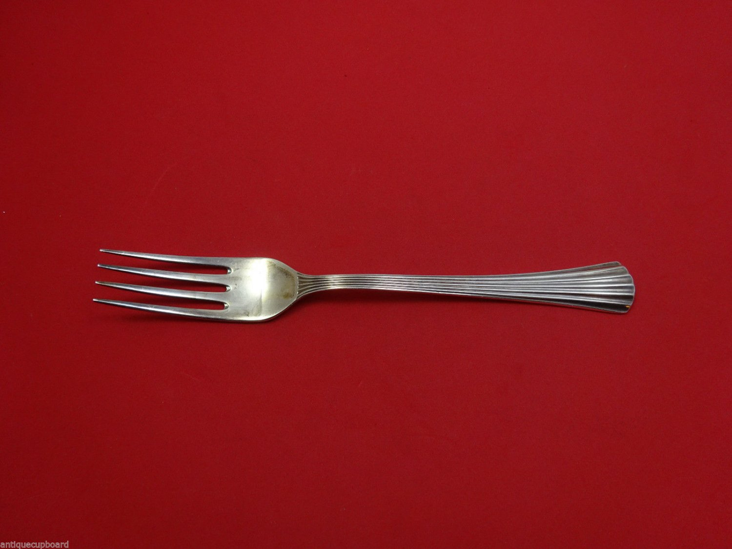 Pavillion by Calegaro Sterling Silver Dinner Fork 7 1/8""