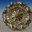 "Athenic by Gorham Sterling Silver Fruit Bowl #A3038 2 1/2"" X 12 1/2"" (#1084)"
