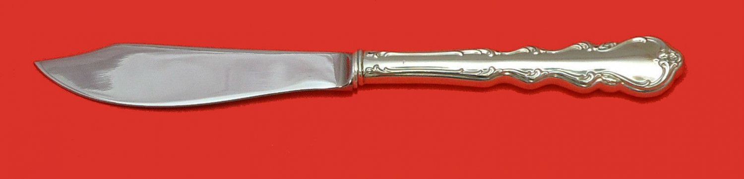 """Angelique by International Sterling Silver Fish Knife Individual Custom 8 1/4"""""""