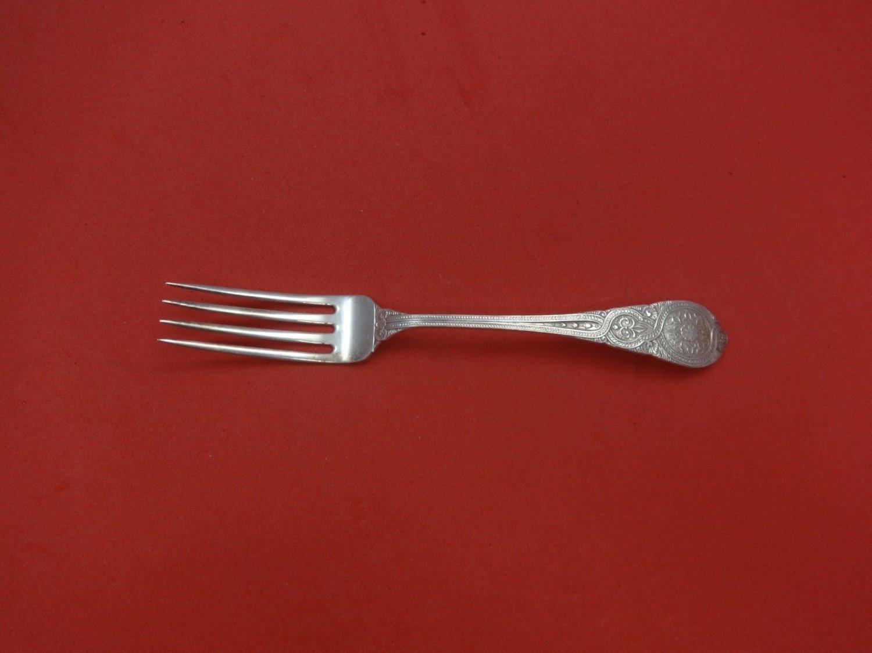 "Moresque by Wendt Sterling Silver Dinner Fork 7 3/8"""