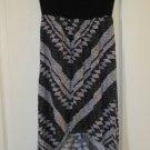 Full Tilt Women's Black Short Sleeve Rayon Dress Size Small