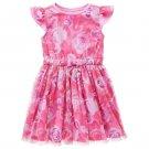 NWT Gymboree Ballet Class Baby Girl Pink Floral Ballerina Easter Dress 18-24 M