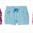 NWT Crazy 8 Girls Soft Shorts 2T 3T 4T 5T