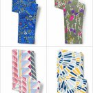 NWT Crazy 8 Toddler Girls Floral Geometric Leggings 2T 3T 4T 5T