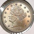 1898 Liberty Head V Nickel - Gem BU / MS / UNC