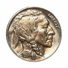 1938 D Buffalo Nickel - Choice BU / MS / UNC