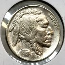1918 P Buffalo Nickel - BU / MS / UNC