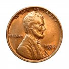 1932 D Lincoln Wheat Cent - Choice BU / MS / UNC
