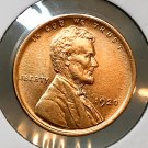 1920 P Lincoln Wheat Cent - Choice BU / MS / UNC