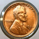 1933 D Lincoln Wheat Cents - Gem BU / MS RD / UNC