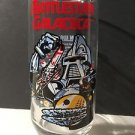 Battlestar Galactica Glass Cylon Warriors VTG 1979 Rare Universal City Studios