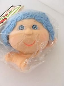 Coconut Kids Darice Doll Head & Hands Craft Supplies New in Bag 3 1/2 Inches