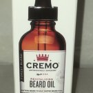 NIP CREMO Revitalizing Beard Oil Astonishingly Superior 1 oz Bottle Forest Blend