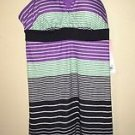 Womens Outdoor Athletic Lifestyle Zeroxposur Cover-up Dress Active Purple Sz SM