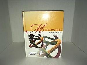 Microeconomics, 6th Edition by Pindyck, Robert S.; Rubinfeld, Daniel L.