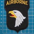 101 airborne Military Army american tactical Patch Sew on embroidery