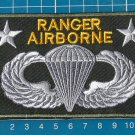 Ranger Airborne Military tactical Patch