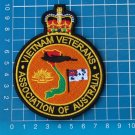 Vietnam Veterans Association of Autralia Military Army Patch Embroidery