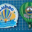 Hot Air Balloon Festival Philippines 2016 Patch sew on embroidery