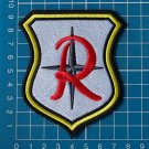 Jagdgeschwader 71 (JG 71) Richthofen Fighter wing of the German Air Force Patch
