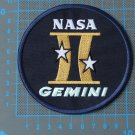 NASA GEMINI 2 Mission Patch sew on embroidery