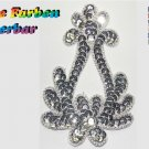 pair appliques sequins applikationen pailletten sew on embroidery handmade ap19
